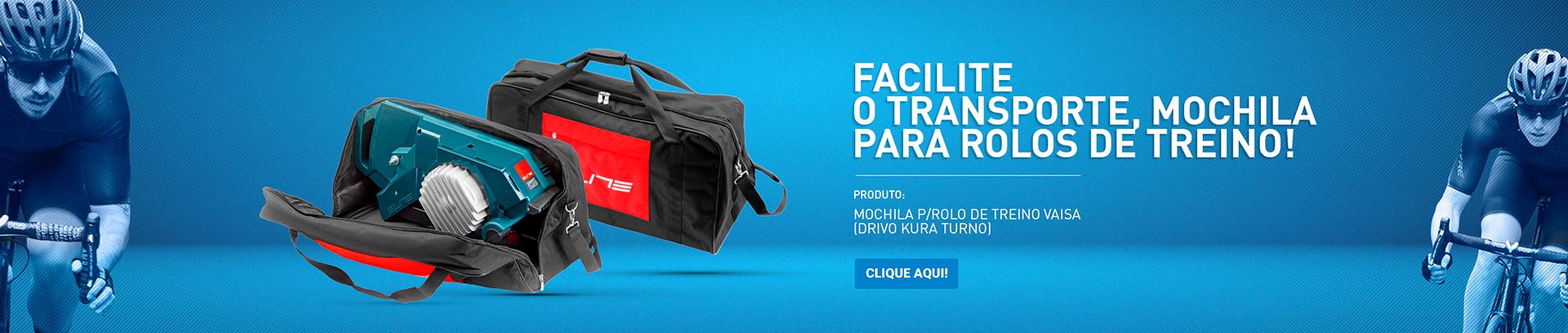 MOCHILA P/ROLO DE TREINO VAISA